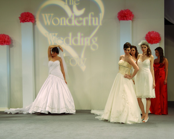 Remarkable Wonderful Wedding Show Fashion Show Vergil Kanne Photography Largest Home Design Picture Inspirations Pitcheantrous