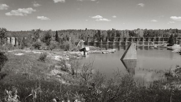 Old Pinawa Dam I