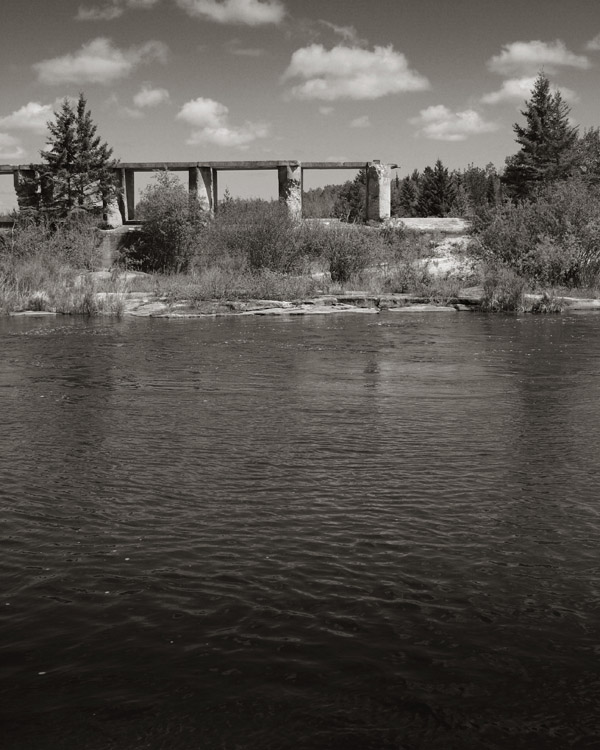Old Pinawa Dam II