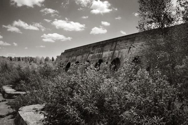 Old Pinawa Dam III