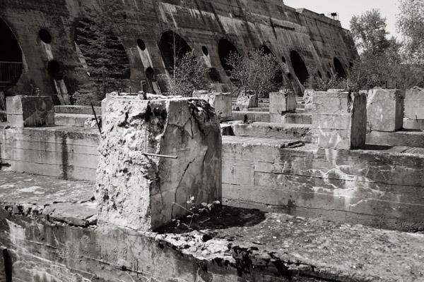 Old Pinawa Dam V