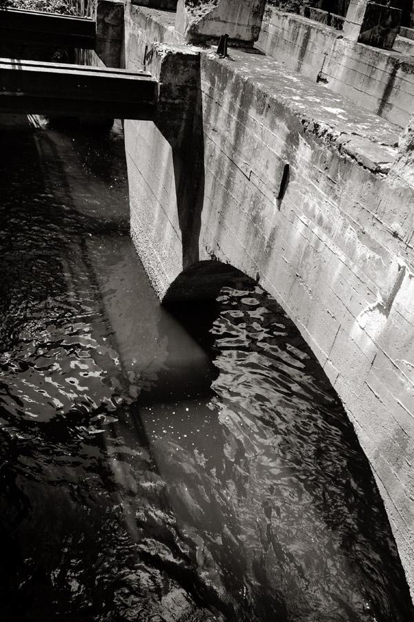 Old Pinawa Dam VI