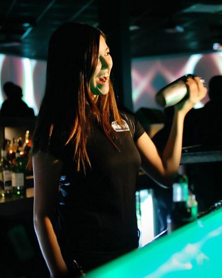 Stereo Nightclub Bartender
