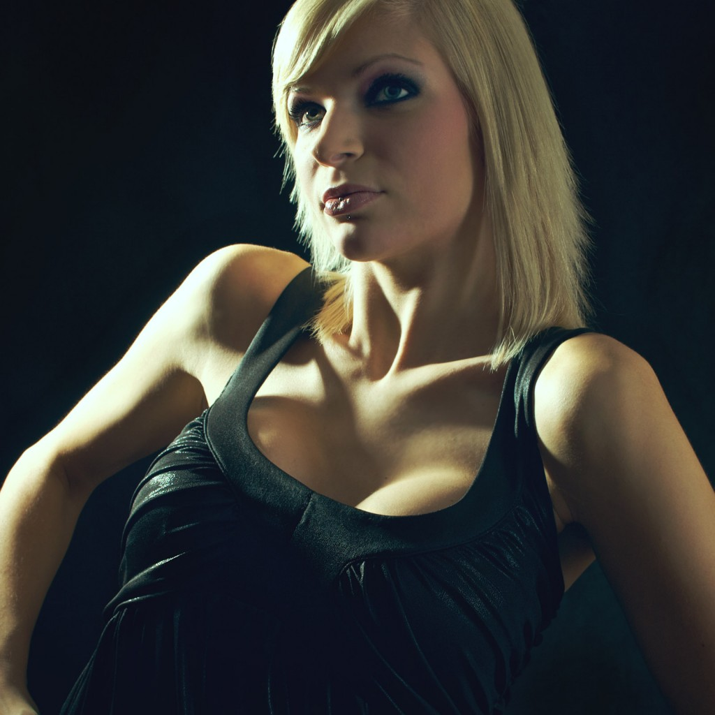 Model Photo - Split Toning