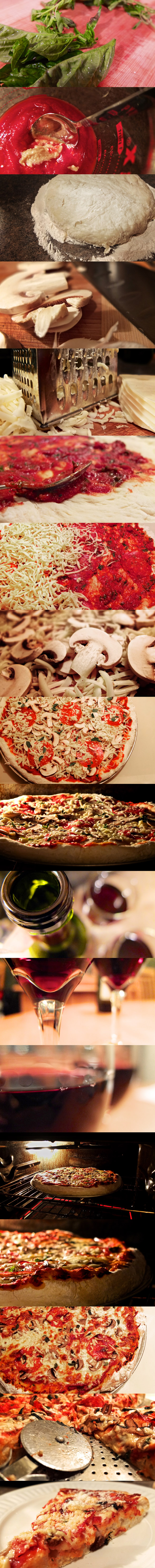 Steps to the Perfect Pizza